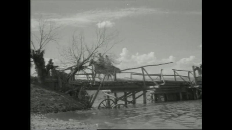 «Жеребёнок» (1959) - драма, военный, реж. Владимир Фетин