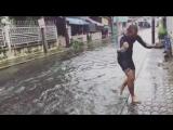 С приходом сезона дождей В Таиланде началась подготовка к Олимпиаде