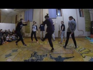 Мандарин| Зачет 2017 | Взрослые Хип-хоп начинающие