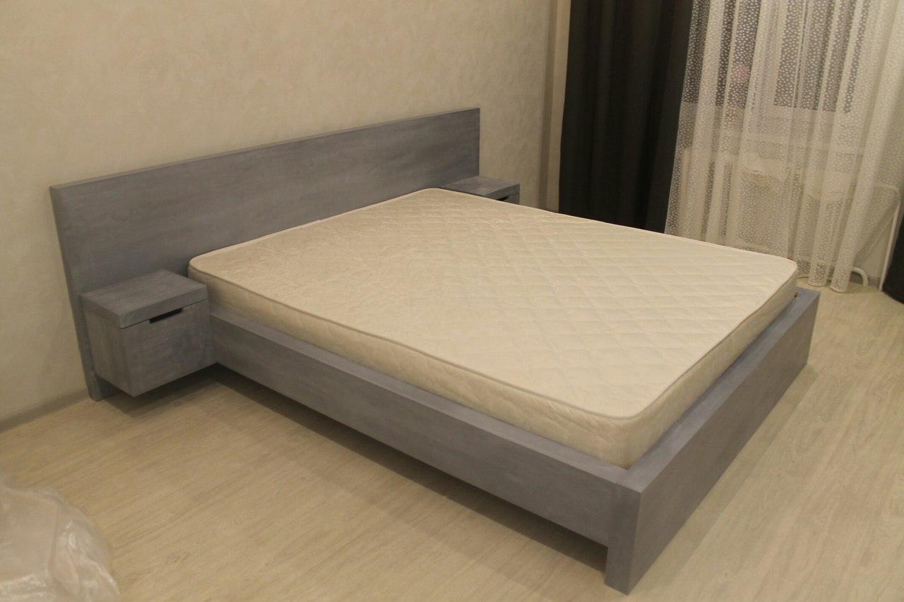 Кровать от Михаила Меньщикова из Череповца