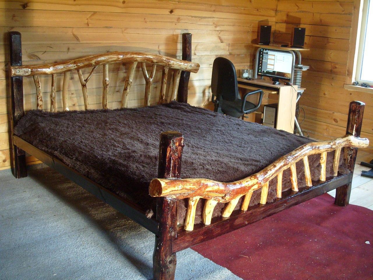 Кровать от Осипа Беса из Нижнего Новгорода