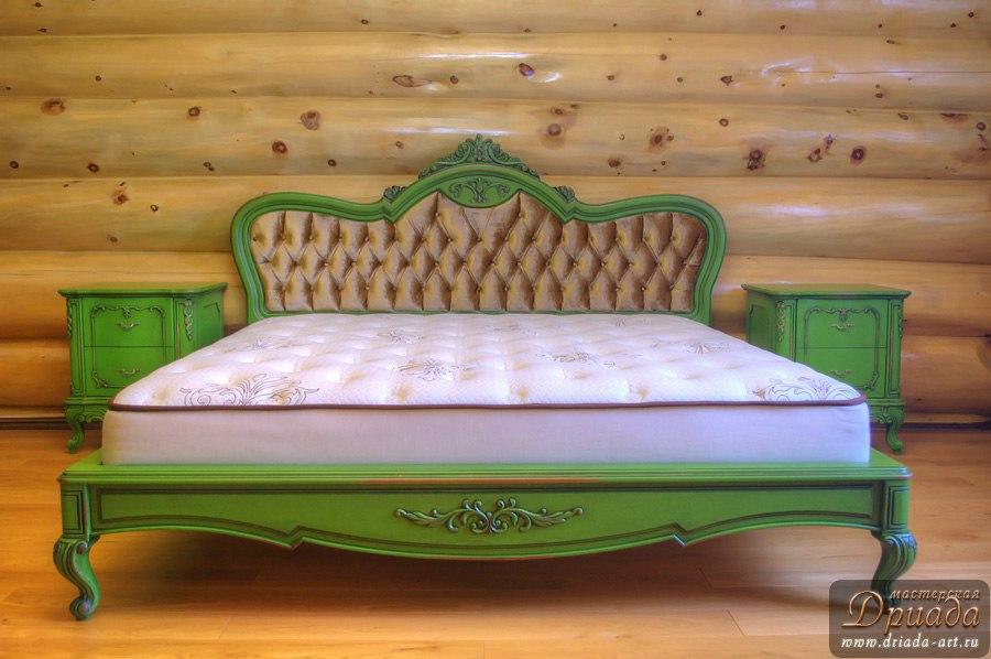 Кровать от Алексея Коляды из Красноярска