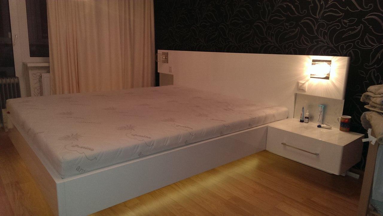 Кровать от Александра Хабарова