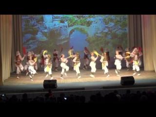 Концерт Где солнце - там всегда весна - Ансамбль песни и танца Нардуган - Албанский танец 27.04.2017 (Нижнекамск)