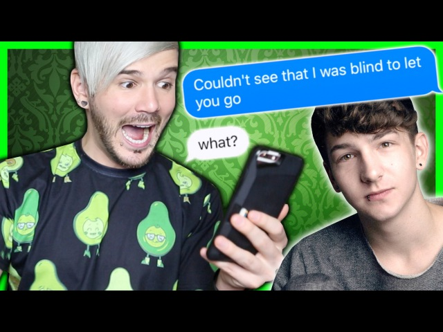 SONG LYRICS PRANK ON CHRIS OFLYNG EX BOYFRIEND