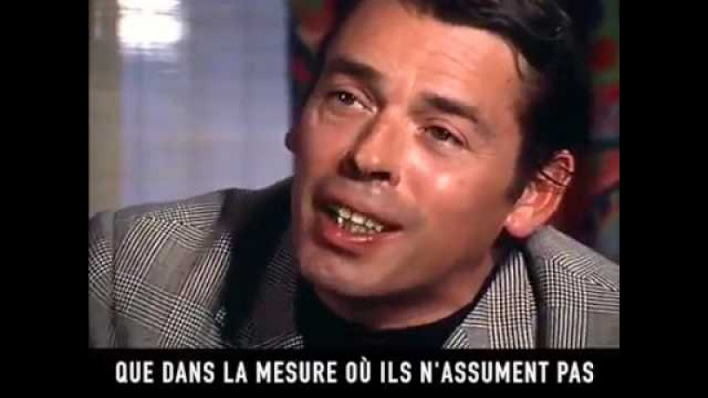 Interview Jacques Brel: l'art, le talent, la vision de la femme