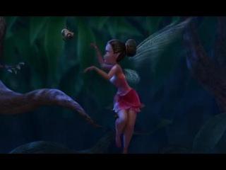 Мультфильм Феи Загадка пиратского острова HD