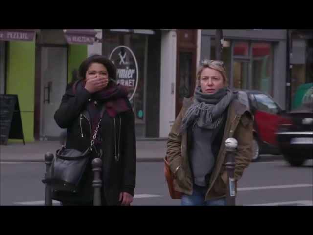 Пешеходов во Франции отучили переходить дорогу на красный, здорово напугав!