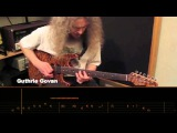 GUTHRIE GOVAN Larry Carlton style with Tab pro automated tab