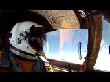 U2 Pilot Films Himself at 70 000 ft !(Lockheed) - Amazing Edge of Space Footage