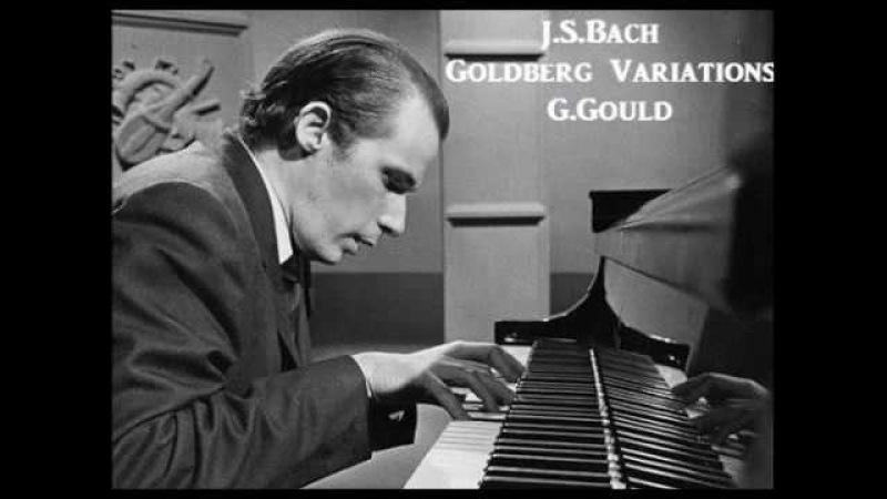 The Goldberg Variations Glenn Gould 1955