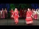 Театр фольклора Радеюшка и модельное агенство Николая Терюхина на Маргаритинской ярмарке