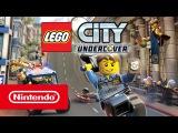 LEGO City Undercover  трейлер (Nintendo Switch)