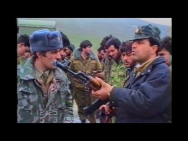 Çingiz Qəhrəmanovun igidliyi. Füzuli rayonu. 5 mart 1994-cü il.