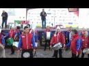 Выступление барабанщиков из Новороссийска 9 ноября 2016 г в Сочи на старте марафона