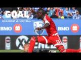 GOAL: Kei Kamara vs. Montreal Impact   July 2 (19')