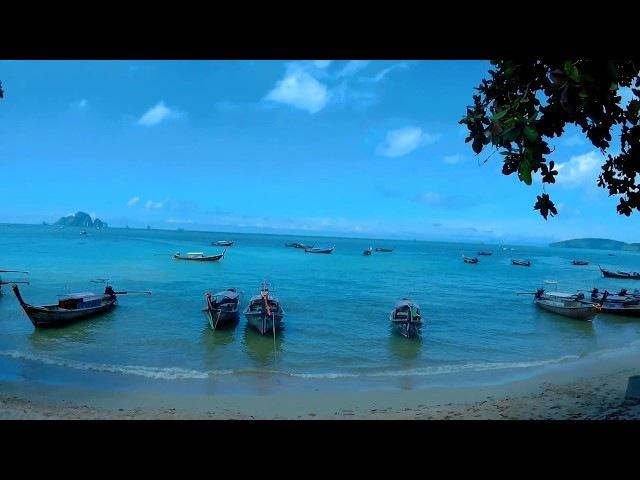 Ао Нанг . Курорт на побережье Таиланда в провинции Краби