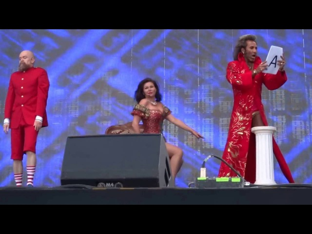 Army of Lovers - Obsession (live @ We Love the 90's, Helsinki 27-08-2016)