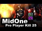 Dota2 Doom Friends of Midone pro player Killing 25 Tournament gameplay the secret dota 2