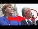 Angela Merkel und Joachim Gauck angespuckt und beschimpft in Dresden / Sachsen