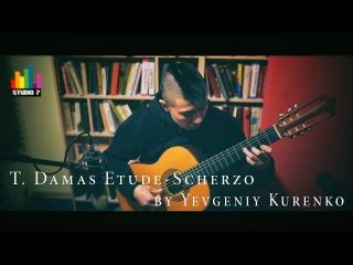 T. Damas Etude-Scherzo