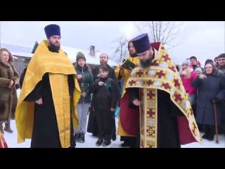 День православной молодежи прошел в д. Авсюнино