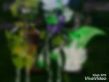 White Rabbit x Lolbit, Springtrap x Tangle and Nightmare Fredbear x Jack-O-Chica