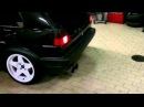 Vw Golf G60 Flamme