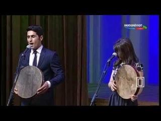 Ramiq Bayramov & Gunay Imamverdiyeva - Yana yana kul oldum (duet)