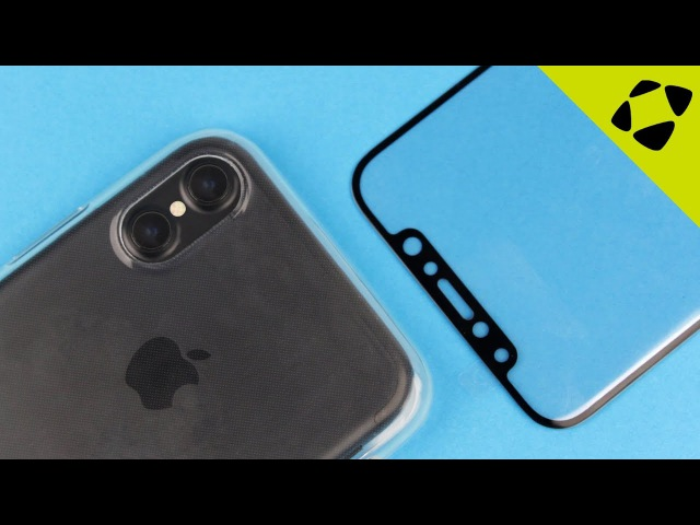 IPhone 8 Case Screen Protector Leak - First Hands On