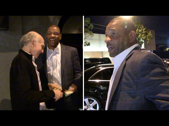 Doc Rivers -- I Love Chris Bosh ... But He Ain't Gonna be a Clipper