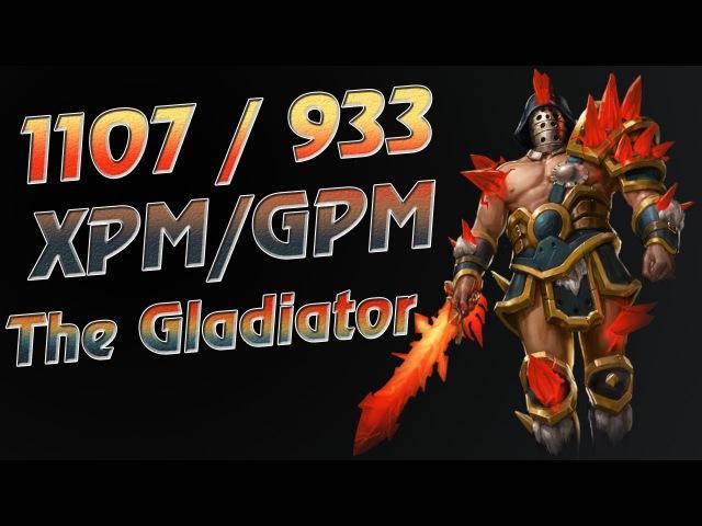 HoN - Cool crits! - The_Gladiator - 🇩🇪 BasSix` Gold I