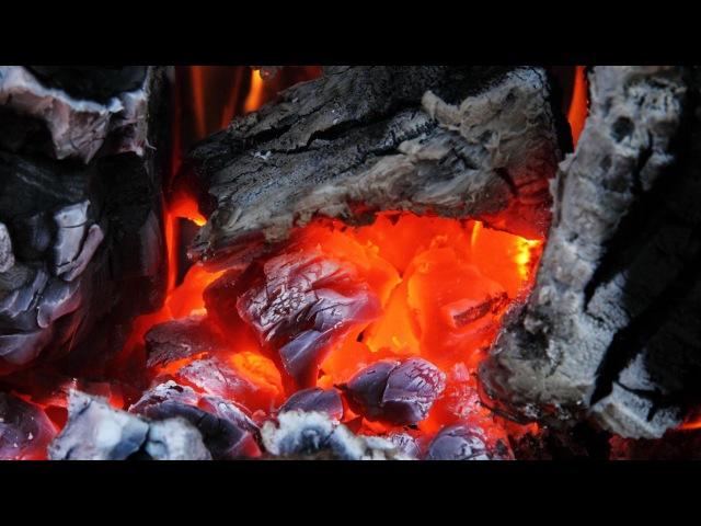 Активированный уголь своими руками. Секрет активации древесного угля.