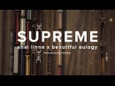 shai linne feat. Beautiful Eulogy - Supreme (lyric video)
