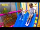Детский Развлекательный центр + Танцы Настя и Катя Вечер с детьми Развлечение для детей