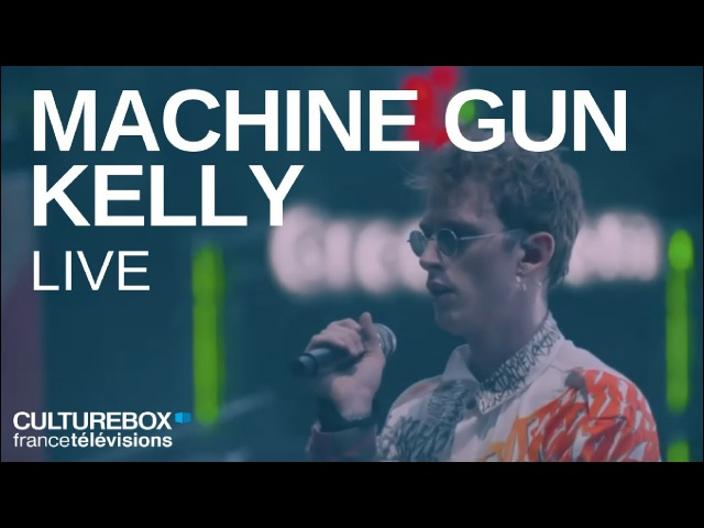 Machine Gun Kelly - Live @ Main Square Festival 2017