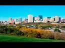 EDMONTON ALBERTA , CANADA - A TRAVEL TOUR - HD 1080P