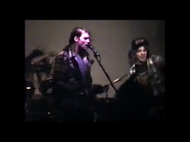 Nirvana (live concert) - December 21st, 1988, Eagles Hall, Hoquiam, WA (version 2)