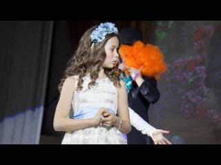 Новогодний спектакль Алиса в Стране Чудес