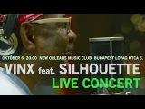 VINX feat. SILHOUETTE  Announcement
