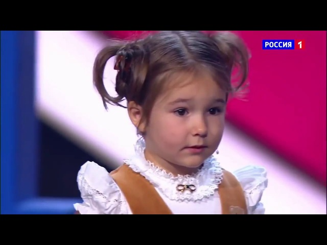 Miracle baby! Girl 4 years speaks 7 languages!