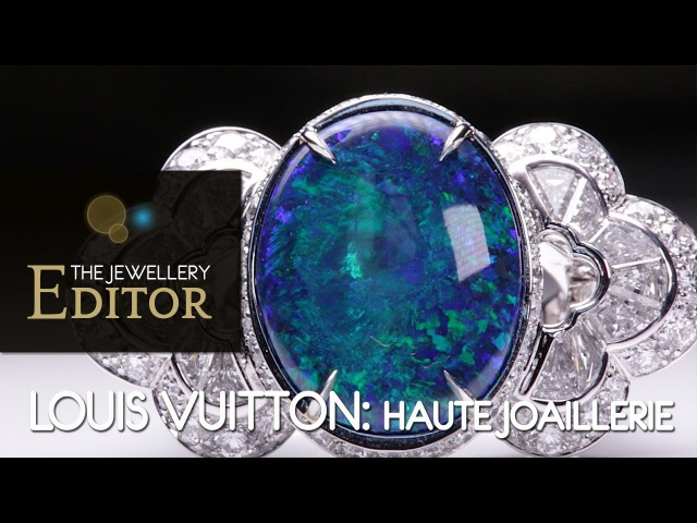 Revealed: Louis Vuitton's bold new Blossom high jewellery collection
