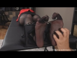 Black Nylon Tickle - 22