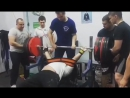 Алексей Меркулов, жим лёжа 370 кг