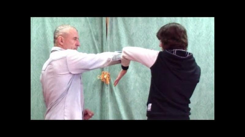 Вин Чун кунг фу урок 12 Бон сау или поднимающий блок локтем