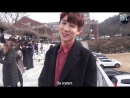 рус саб 24K TV The day Changsun graduated University