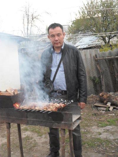 Замирбек Сооронбеков