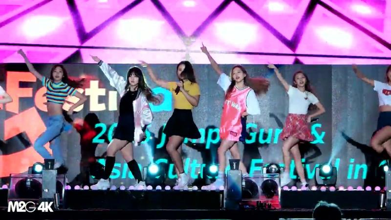 [직캠] 161001 점프구로 아시아 청소년 음악제 - CLC ( 하나,둘,셋 )