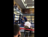 Романовский Иван (Академия бокса)vsГалимов Артем  (КЕА)