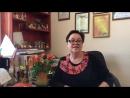 Директор театра кукол Волшебный фонарь Елена Певцова поздравляет сосновоборцев с Днем города
